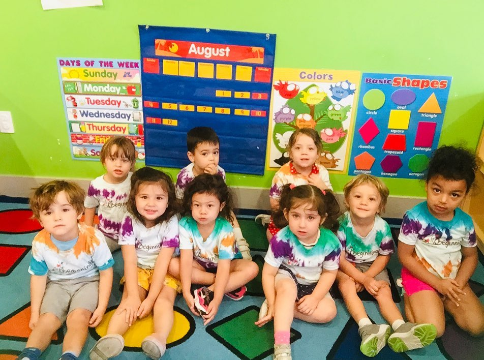 pre k kids at a Preschool & Daycare Serving North Hollywood, Santa Monica & Van Nuys, CA