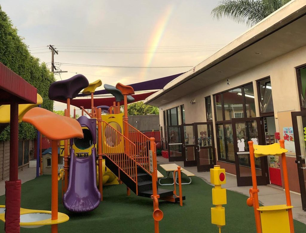 Mid-City Means We Are In The Middle Of It All - Preschool & Daycare Serving Santa Monica, CA